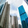 香港高層ビル