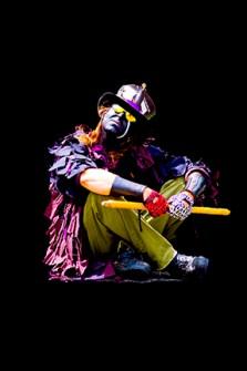 Morris Dancer at Chepstow Folk Festival -Original shot by Stuart Marshall @ Creative-Depictions.co.uk
