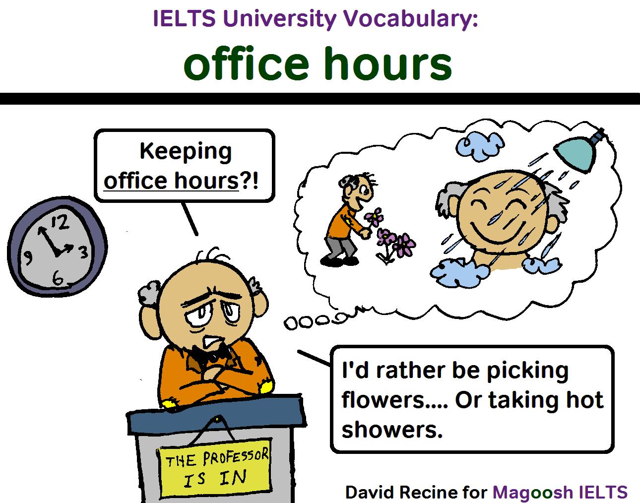 Magoosh Comics Ielts University Vocabulary Part 3