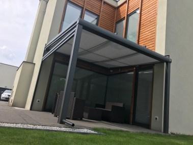 szklany dach