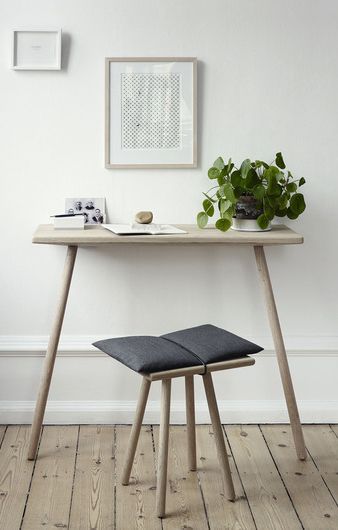 skagerak georg console and stool