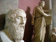 Vatican: Homer and the Muse