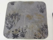 Naturally Dyed Cushion Cover 1