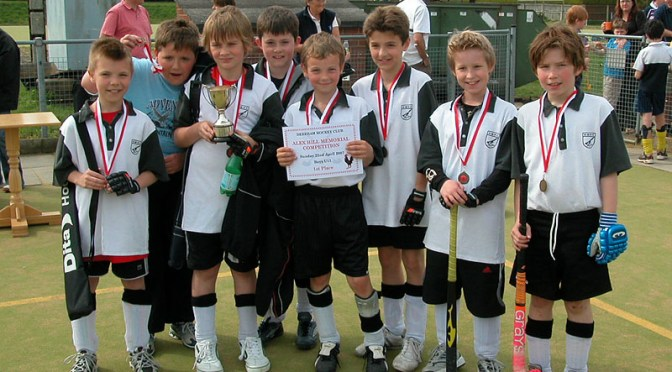 U11 Boys Dereham Minis – WINNERS – Photo