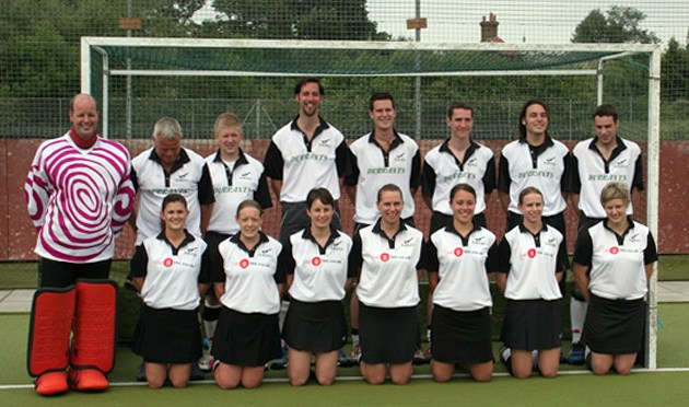 Magpies Mixed Team – photos National Final 2007