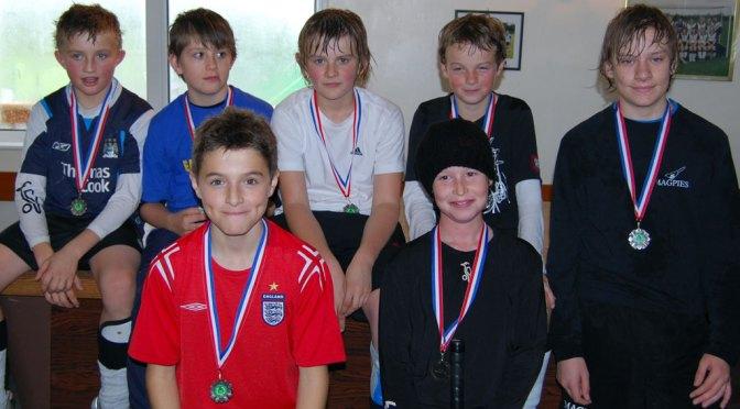 U13 Boys MAGPIES Minis – WINNERS – Photo