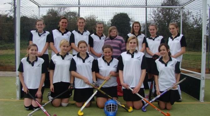 Under 15 Girls Cup