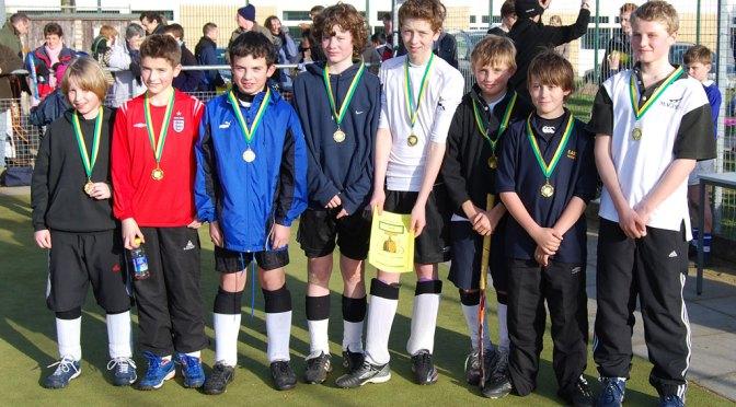 U13 Boys, Norwich City Minis Tournament – 1st – Photo