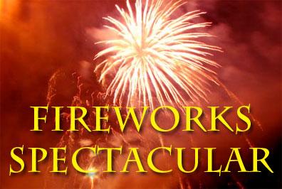 Harleston Town Fireworks Spectacular