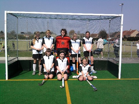 Magpies Girls under 13s