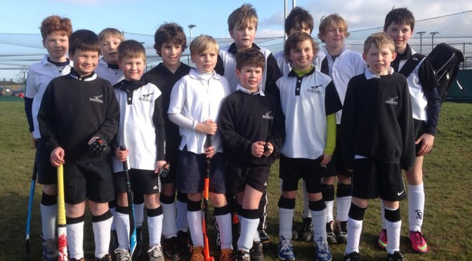 Magpies' U10 Boys Winners!