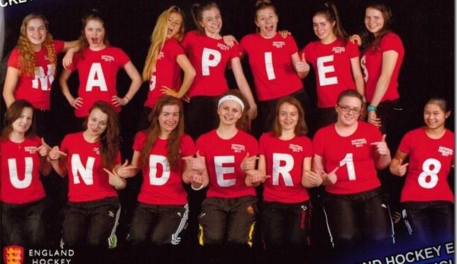 U18 Girls National finals Photos
