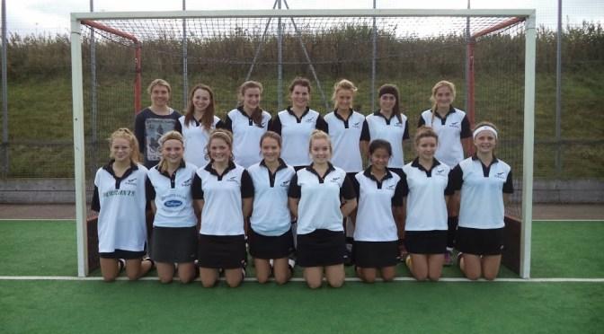 Under 18 Girls Win in Cup vs Ipswich
