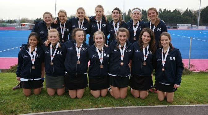 U18 Girls Earn Bronze at National Finals