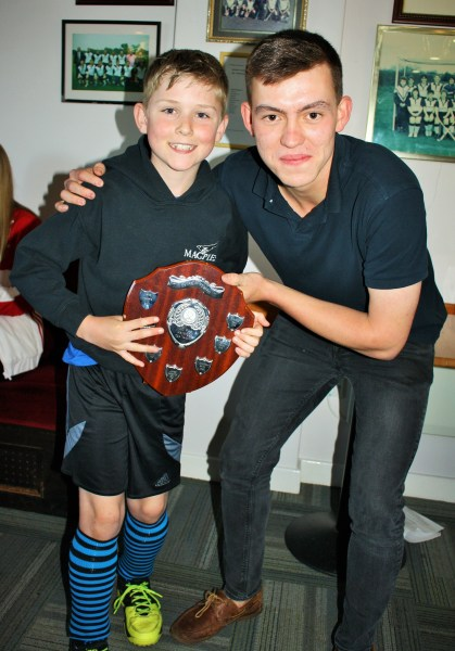 U10 Player of Season Boy
