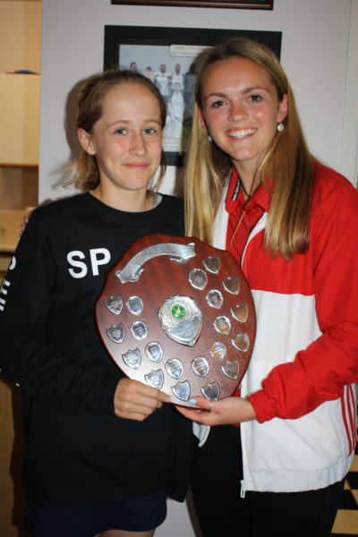 U13 Player of Season Girl