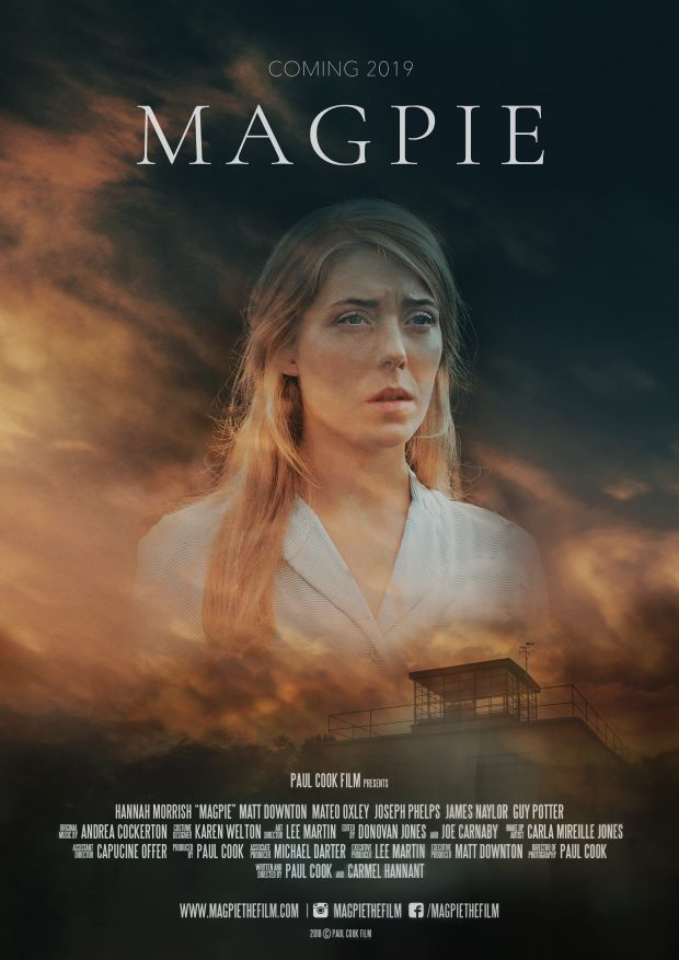 Magpie Poster 1 - Lily