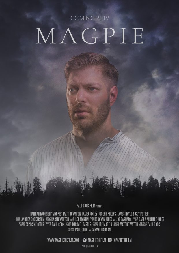 Magpie Poster 2 - George