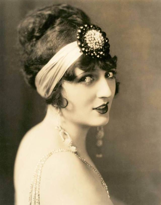 1920s vintage mother of the bride by The National Vintage Wedding Fair