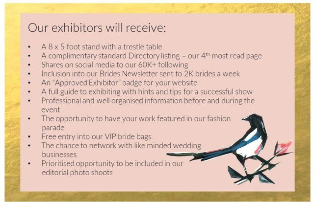 Exhibitors list
