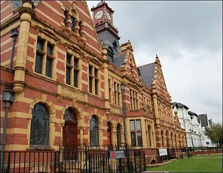 Victoria Baths, Manchester 2