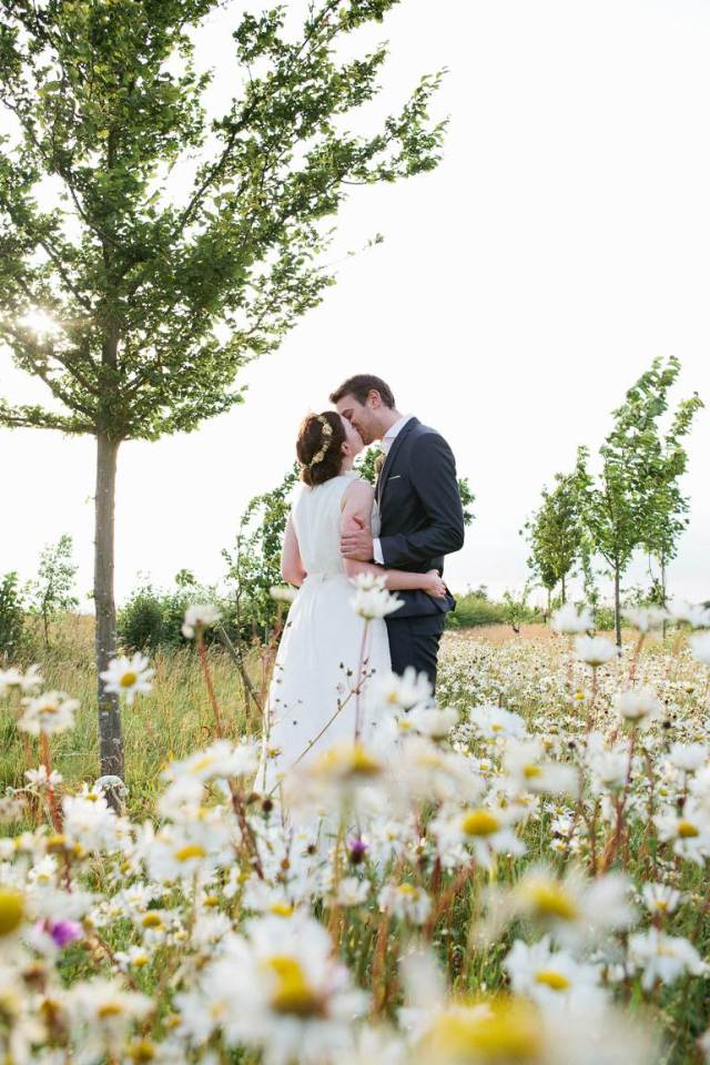 A South Farm wedding in South Cambridgeshire featured on The National Vintage Wedding Fair