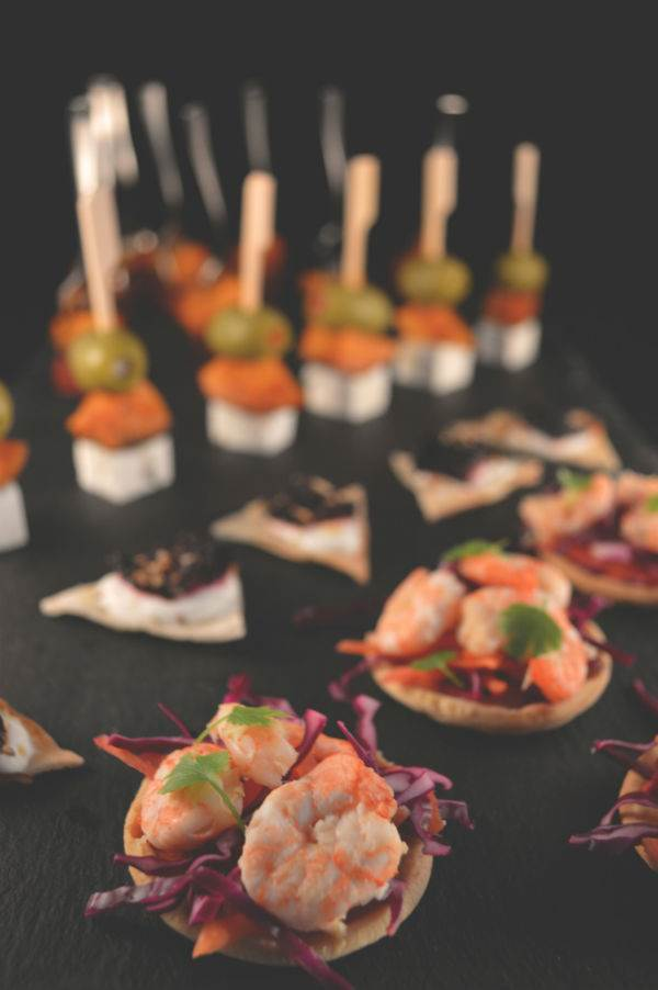 Why you should choose a sharing plate for your wedding food with Manchester's Caterer Taste The Love as seen on The National Vintage Wedding Fair blog