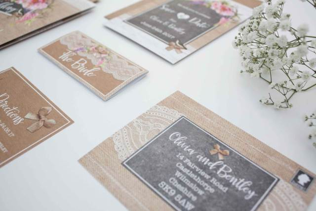 Everything you need to know when ordering wedding stationery by Hertas Creative
