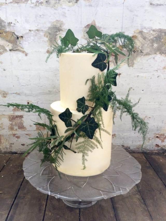 Wedding Cake Trends Botanical
