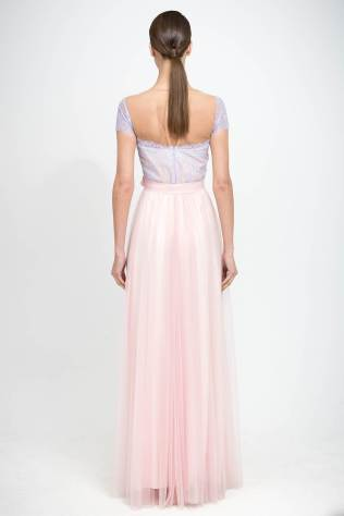 f995b07b4fe7 Pastel wedding dresses for the bride or even the bridesmaid