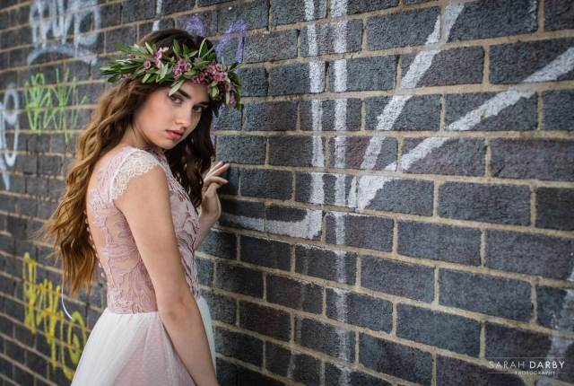 Maudika: vintage inspired bridalwear designed in Oxfordshire