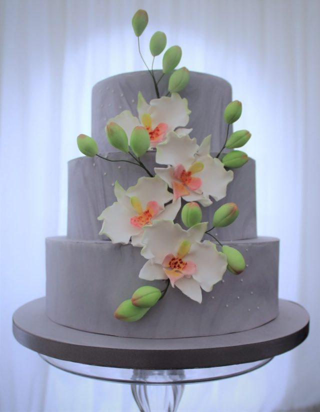 2018 wedding cake trends for the creative bride Marble