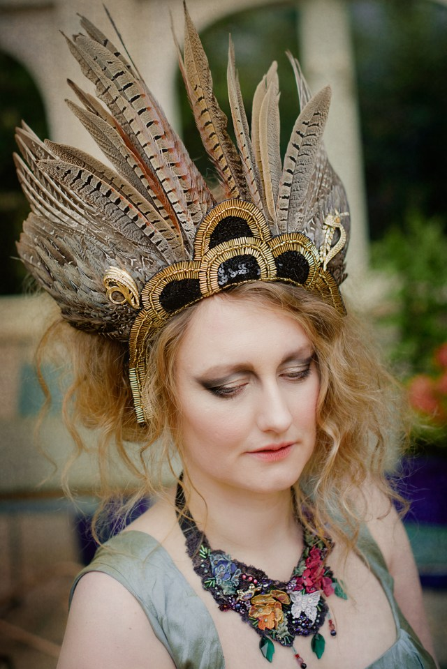 Creative and Alternative Millinery Inspiration for You and You're Bridal Party