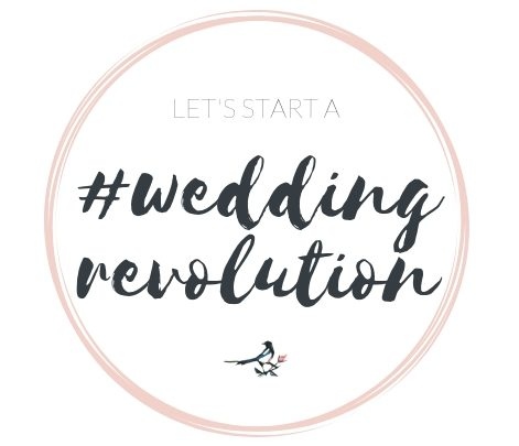 #wedding revolution