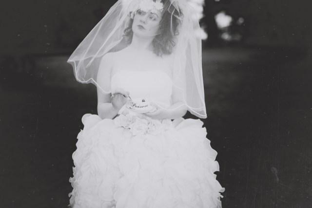 Gothic Style Wedding Inspiration- The Nightmare Bride and Alternative Bridal Trends
