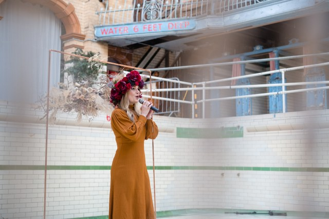 Modern Vintage Wedding at Victoria Baths Manchester