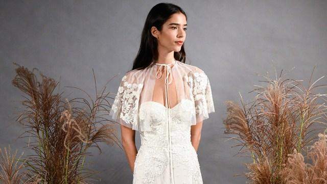 Trend Report - The Bridal Cape