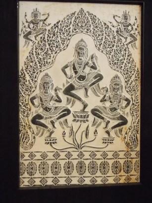 Indian Fresco