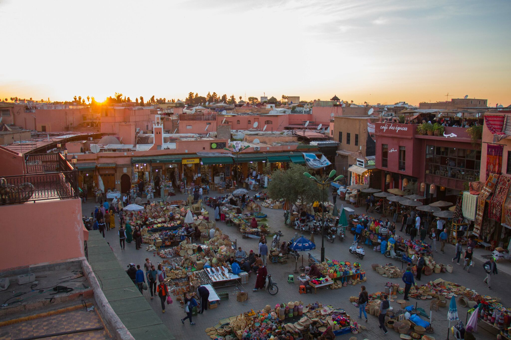 6 days in Morocco