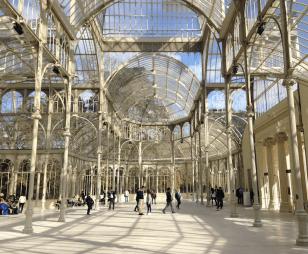 Crystal Palace - interior