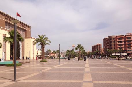 Modern Marrakesh - 1