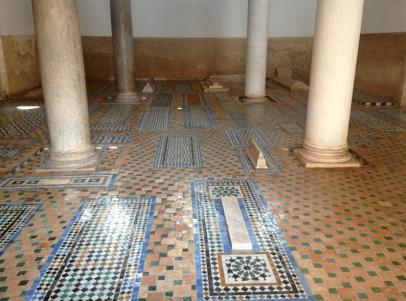 Saadian Tombs - 2