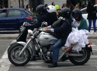 Dresses on the street - 3