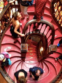 Harry Potter Staircase - 3
