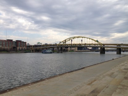 FUN FACT: Pittsburgh has more bridges than Venice.