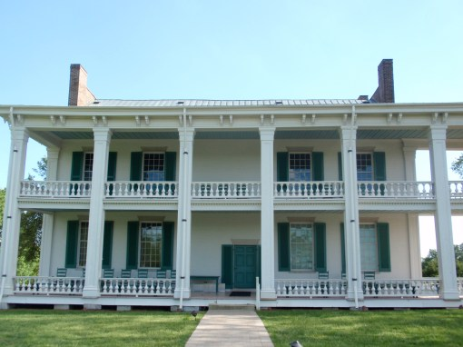 Carnton Plantation in Franklin, TN