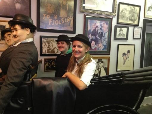 The Laurel & Hardy Museum in Harlem, GA