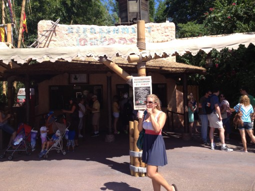 Epcot African Outpost
