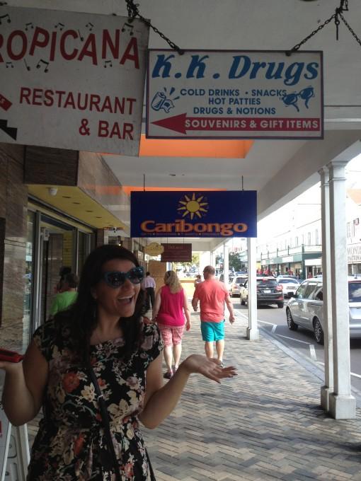 Drugs in Nassau