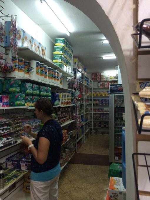 American Shop in Stone Town, Zanzibar